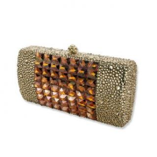 Aureate Swarovski Crystal Clutch Bag Clothing