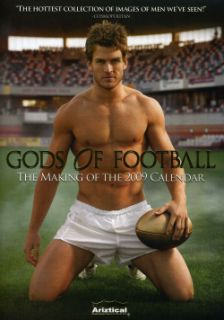 of Football DVD The Making of the 2009 Calendar (DVD)