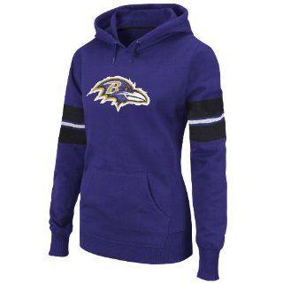 Baltimore Ravens Full Time Fan Long Sleeve Pullover Slub