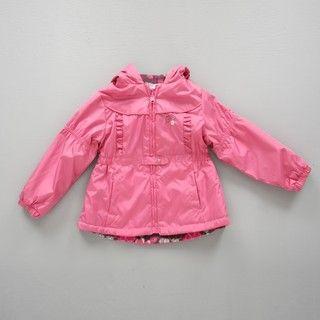 London Fog Girls Reversible Jacket FINAL SALE
