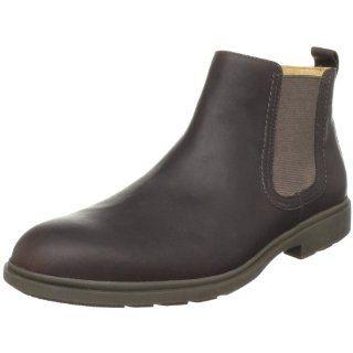 Sebago Mens Drake Boot,Dark Brown,7 M US Shoes