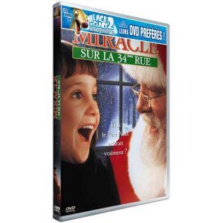 DVD Miracle sur la 34eme rue en DVD FILM pas cher