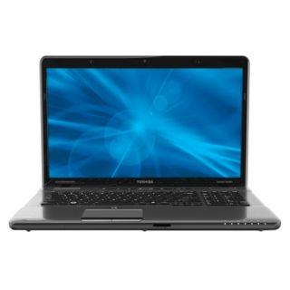 Toshiba Satellite P775 S7234 17.3 LED Notebook   Core i5 i5 2410M 2