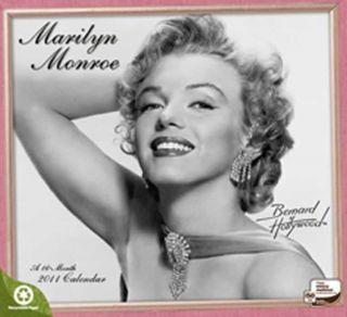 Marilyn Monroe 2011 Wall Calendar