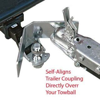 Couple Mate Hitch Aligner Alignment SUV Truck Trailer
