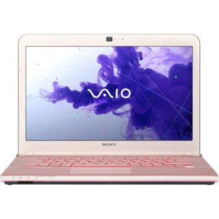 Sony VAIO SVE14126CXP 14 LED Notebook   Intel Core i5 i5 3210M 2.50