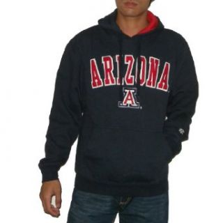 NCAA Arizona Wildcats Mens Athletic Warm Pullover Hoodie