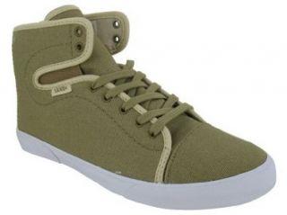 Vans Womens VANS HADLEY (CANVAS) CASUAL SHOES 8 (TAN) Shoes