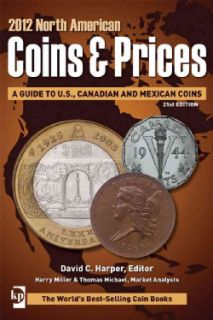 2012 North American Coins & Prices (Paperback)