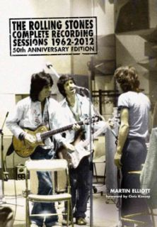 The Rolling Stones Complete Recording Sessions 1962 2012 A
