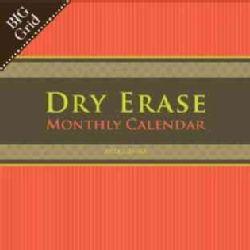 Big Grid Dry Erase Patterns 2012 Calendar (Calendar)