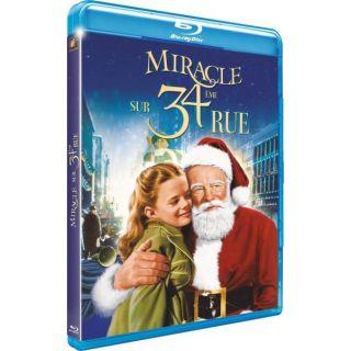 Miracle sur la 34ème rue en BLU RAY FILM pas cher