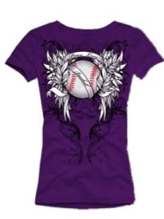 Katydid Peace, Love, Baseball Shirt Clothing