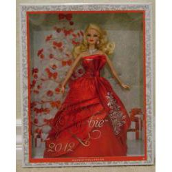 Barbie Collector 2012 Holiday Doll