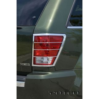 Jeep Grand Cherokee 2005 2008 Tail Light Covers