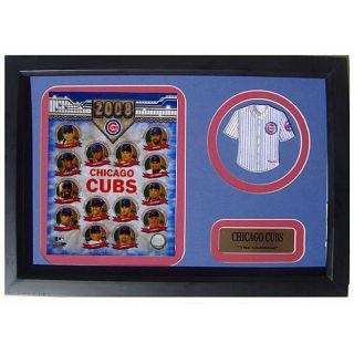 Chicago Cubs 2008 12x18 Framed Print