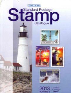 Standard Postage Stamp Catalogue 2013 (Paperback)