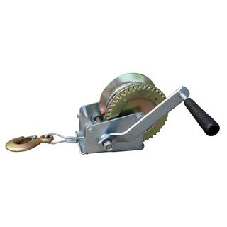 Buffalo Tools 1000 pound Hand Winch
