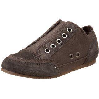 Lucky Brand Womens Karma Slip On Fashion Sneaker,Rock,5.5 M US Shoes
