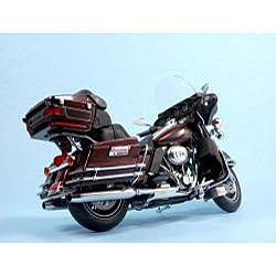 Harley Davidson 2009 Ultra Classic Electra Glide Die Cast Motorcycle
