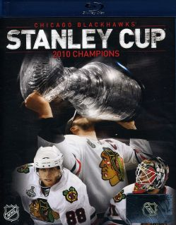 NHL Stanley Cup 2009 2010 Champions (Blu ray Disc)
