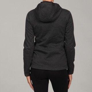 Calvin Klein Performance Womens Zip front Fleece Hoodie