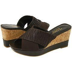 Franco Sarto Gilt Tmoro Nappa Sandals