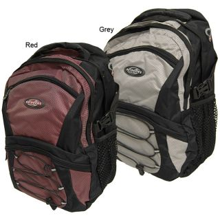 Boston Traveler Outdoor 19 inch Multi pocket Organizer Backpack