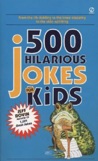 500 Hilarious Jokes for Kids (Paperback) Today $6.17 5.0 (3 reviews