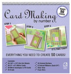 Card Making by Number (Paperback)