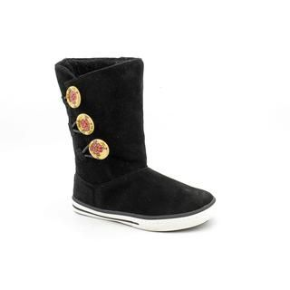Bearpaw Girls Coronado Regular Suede Boots