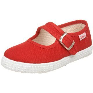 Cienta Infant/Toddler 53.000 Mary Jane,Rojo,19 EU Shoes