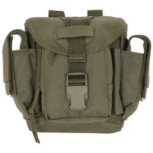 Olive Drab Advanced Tactical Dump Pouch: Sports & Outdoors
