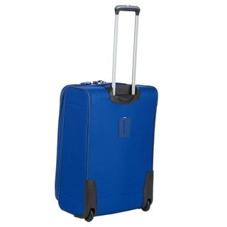 Nautica Helmsman Colbalt Blue 4 piece Luggage Set