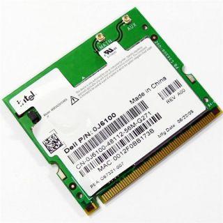 Intel WM3A2915ABG Mini Wireless Laptop Card