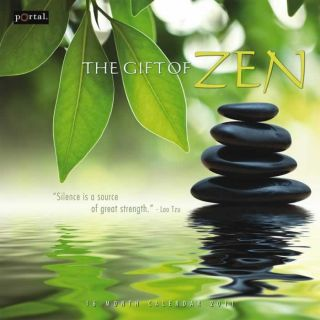 The Gift of Zen 2011 Wall Calendar