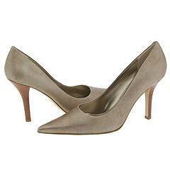 Nine West Freda Silver Leather