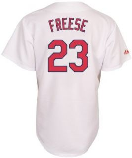 MLB St. Louis Cardinals David Freese White Home Replica