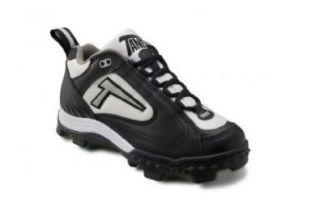 Cleat SpiderFlex Tech. Black, White & Silver. REVD_Low_BWS Shoes