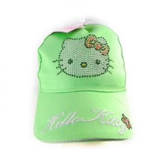 Cap child Hello Kitty green apple.   Taille 54 Clothing