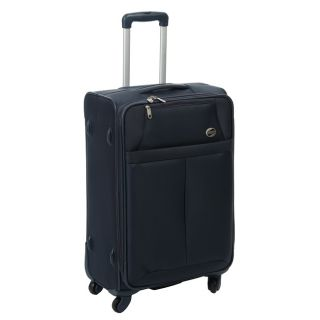 American Tourister Blue Agility 24 inch Spinner Upright