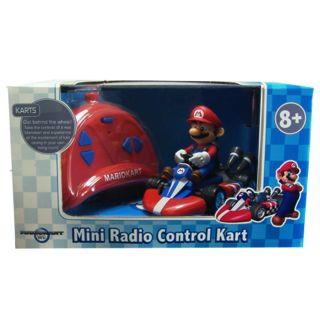 Super Mario Brothers 124 Scale Remote Control Mario Kart Toy