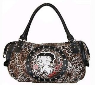Betty Boop Handbags, Animal Print Celebrity Handbags