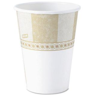 Dixie Hot Drink 10 oz Paper Cups (Case of 1000)