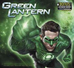 Green Lantern 2012 Calendar (Calendar)