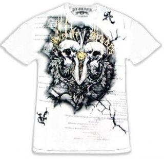 Xzavier Da Grind Ace of Spades T Shirt (White) #13