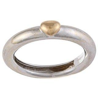 Tiffany 18k Two tone Gold Circa 1993 Paloma Picasso Ring