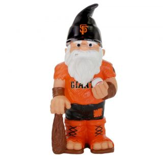 San Francisco Giants 11 inch Thematic Garden Gnome