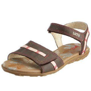 Kid/Big Kid Paris Sandal,Chocolate,27 EU (US Toddler 10 M) Shoes