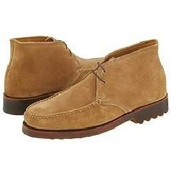 Ralph Lauren Collection Erwin Tan Suede Boots